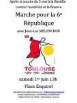 affichette Toulouse